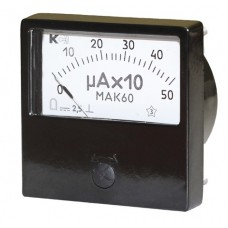 Амперметр щитовой переменного тока Э80А