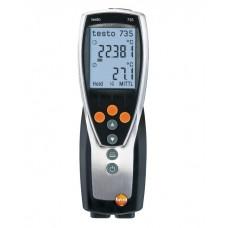 Прибор измерения температур Testo 735-1